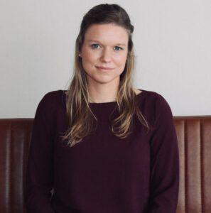 Sarah Elbers, consultant Adecco